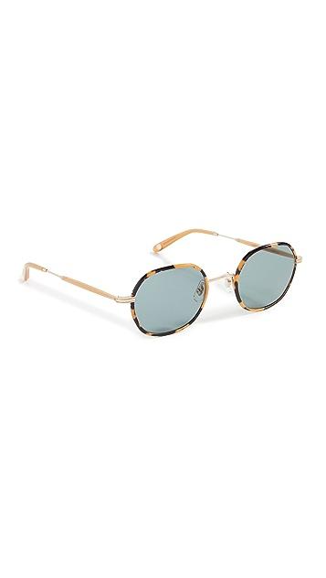 GARRETT LEIGHT Norfolk Sunglasses
