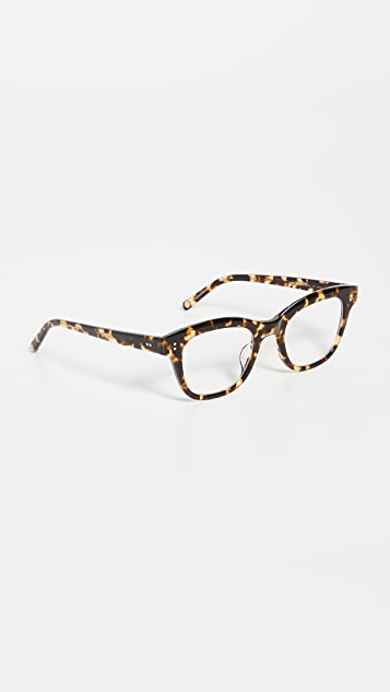 GARRETT LEIGHT Glyndon 眼镜