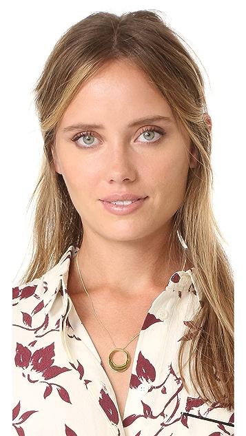 Gabriela Artigas Medium Egg Pendant Necklace