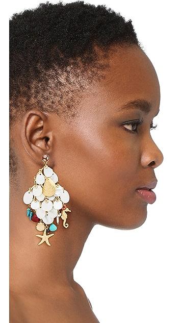 GAS Bijoux Searene Morea Earrings