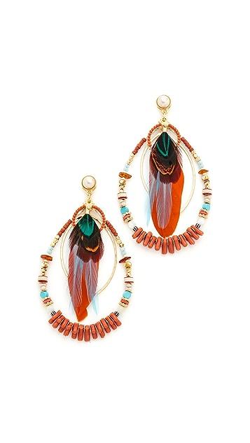GAS Bijoux Aurore Earrings
