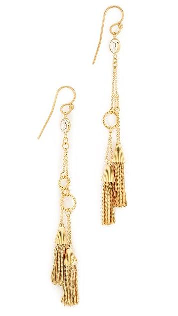 GAS Bijoux Tresse Earrings