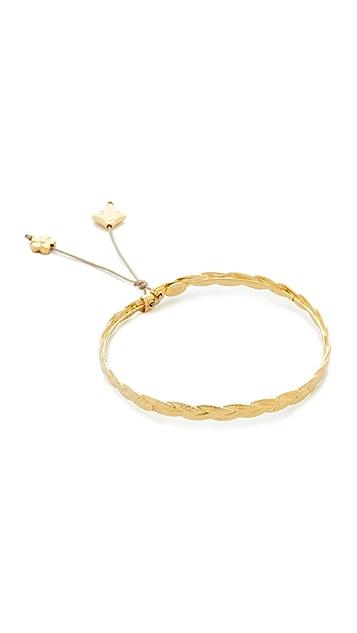 GAS Bijoux Tresse Bracelet