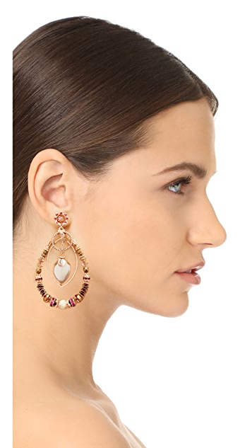 GAS Bijoux Aurore Earrings