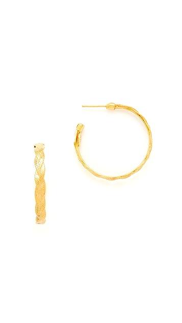 GAS Bijoux Crole Earrings
