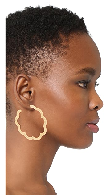 GAS Bijoux Bold Earrings