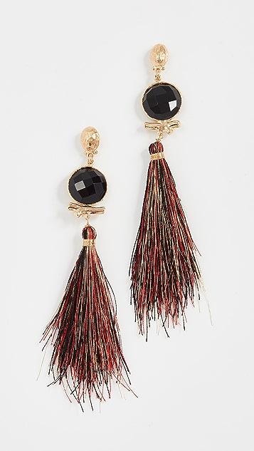 GAS Bijoux Bo Serti Bella Earrings