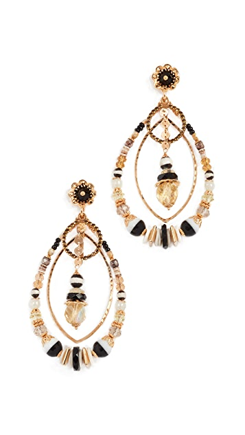 GAS Bijoux Bo Aurore Earrings