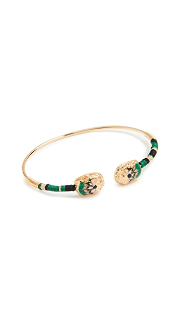 GAS Bijoux Duality Large Scaramouche Bracelet