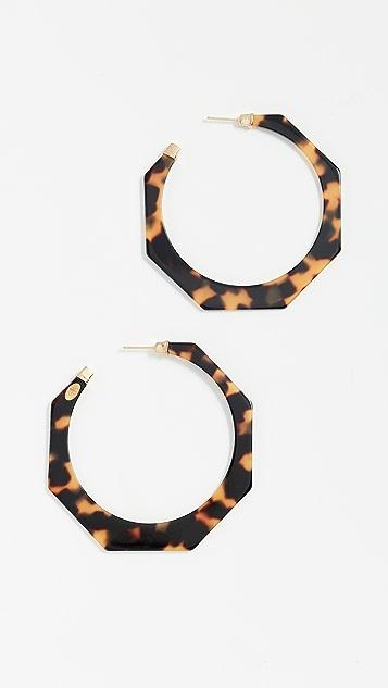GAS Bijoux Octa Earrings