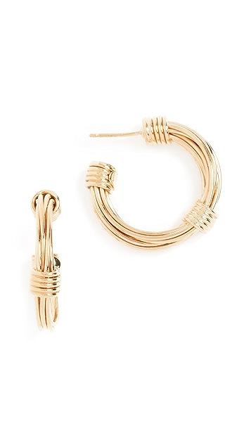GAS Bijoux Ariane Earrings