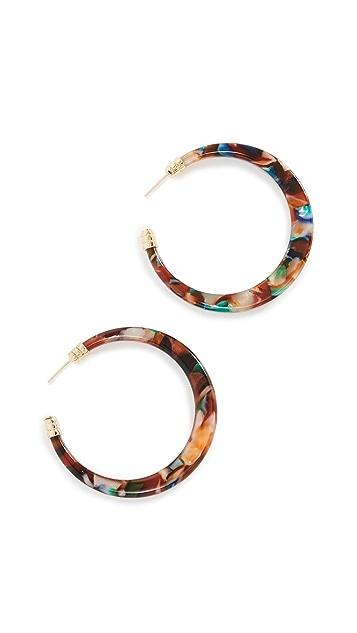 GAS Bijoux Серьги-кольца Bo Caftan