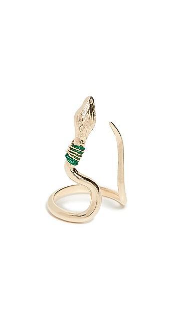 GAS Bijoux 蛇纹戒指