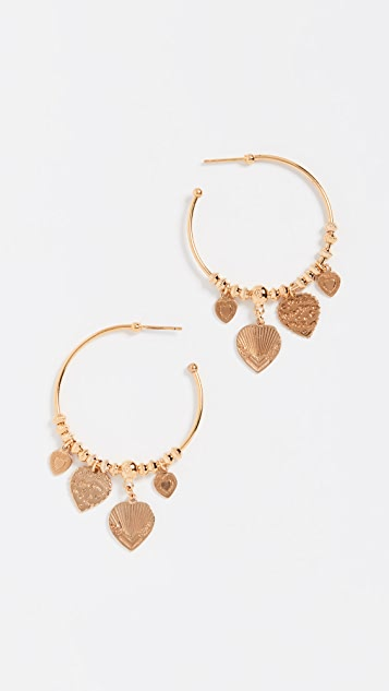 GAS Bijoux Mini Love Hoops