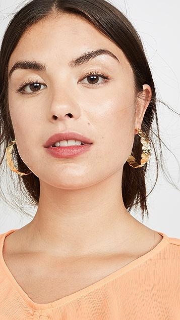 GAS Bijoux Cuore Earrings