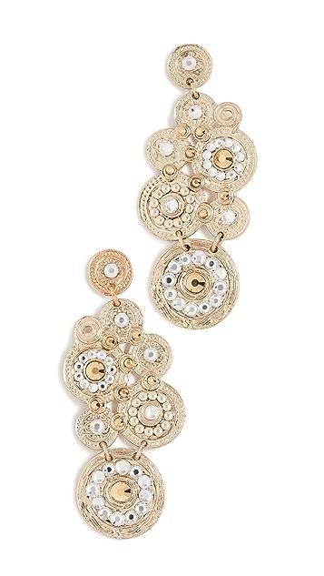 GAS Bijoux 耳环