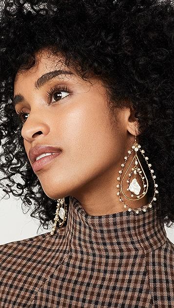 GAS Bijoux Bo Orphee Earrings