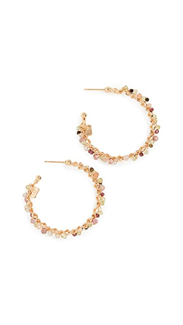 GAS Bijoux Bo Creole Orphee Earrings