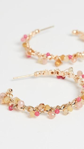 GAS Bijoux Orphee Earrings