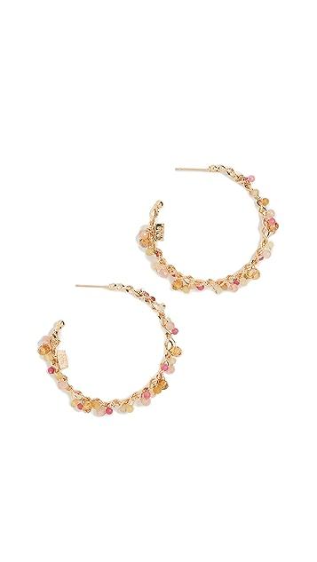 GAS Bijoux Orphee 耳环