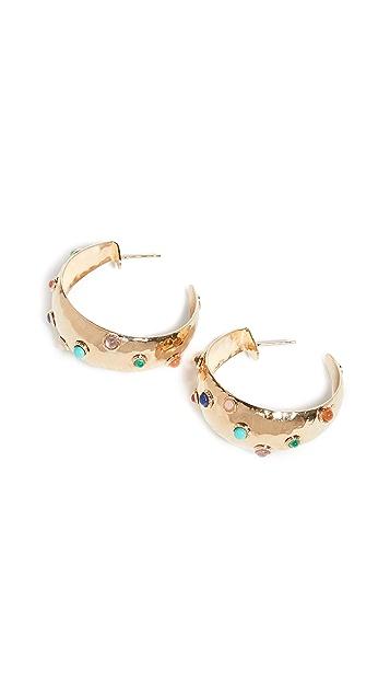 GAS Bijoux Leontia Earrings