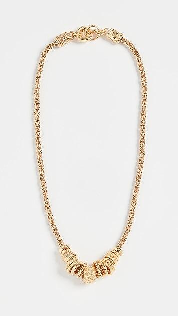 GAS Bijoux 金项链