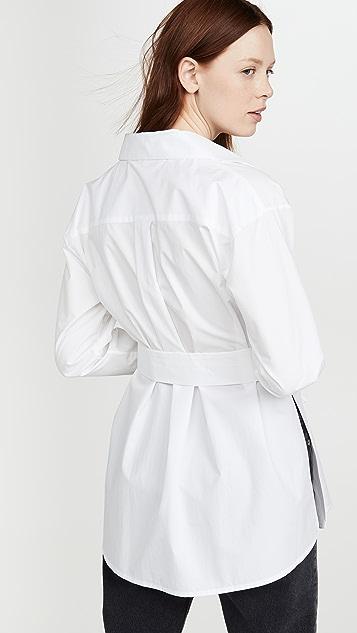 GAUGE81 Casablanca Wrap Shirt