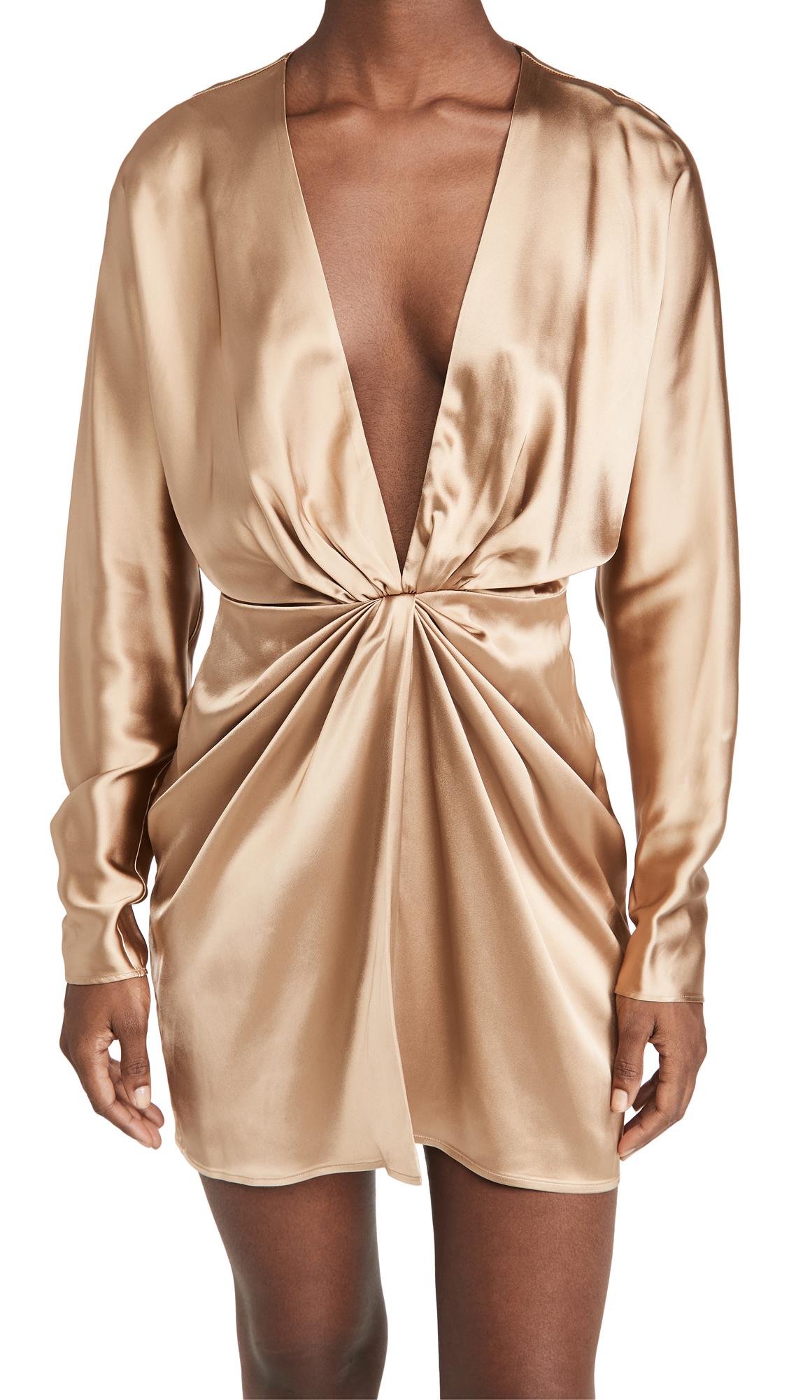 GAUGE81 Shibu Short Dress