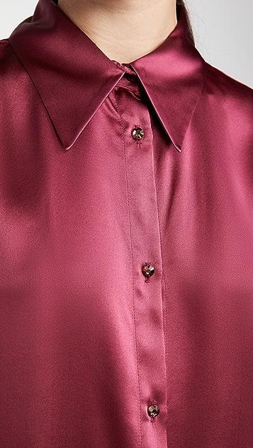 GAUGE81 Okaya Silk Top