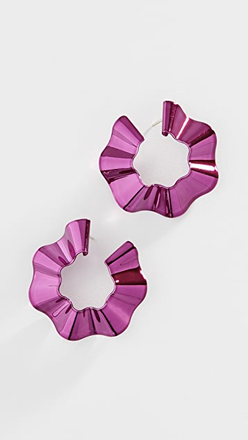 Gaviria Small Ravioli Earrings