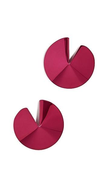 Gaviria Mini Fortune Earrings