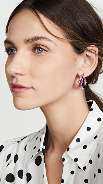 Gaviria Small Trash Earrings