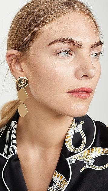 Gaviria Deconstructed Earrings