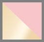 золото/светло-розовый