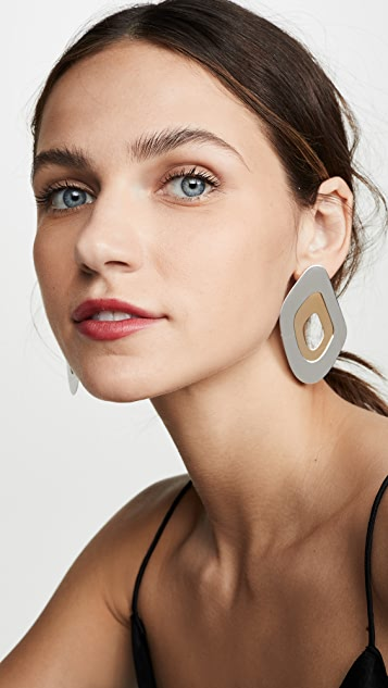 Gaviria Orbit Earrings