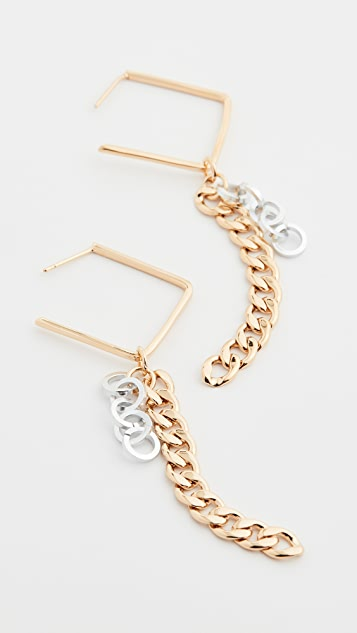 Gaviria Disco Earrings