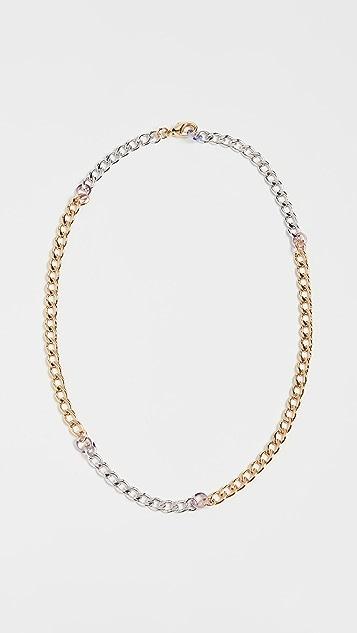 Gaviria Disco Necklace