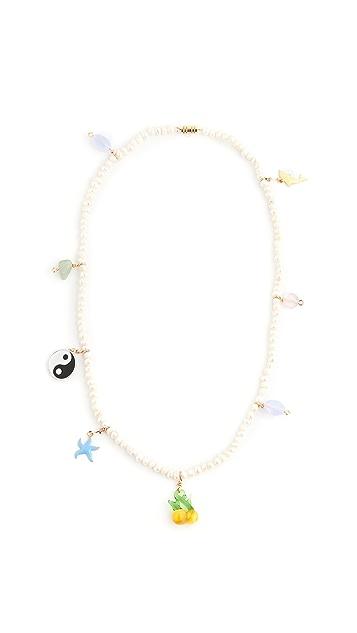 Gaviria Love Parade Necklace