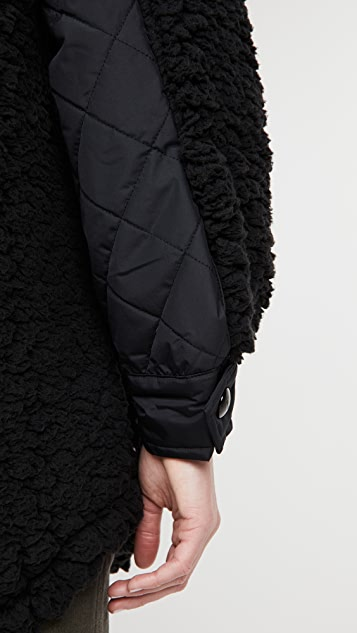 Goldbergh Coccoon Coat