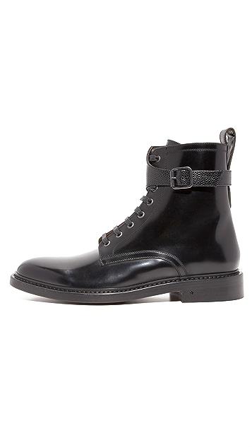George Brown BILT Fulton Lace Boots