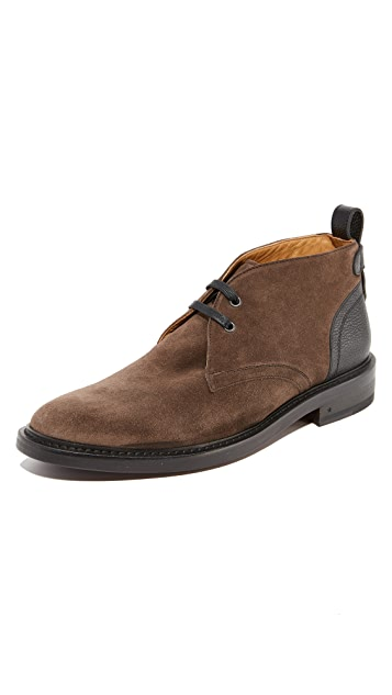 George Brown BILT Fulton Suede Chukka Boots