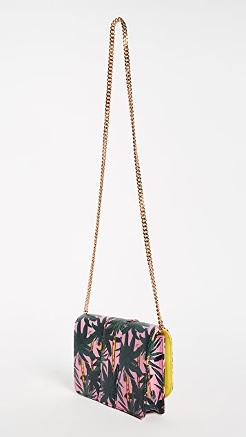 Gedebe Clicky Palms Bag