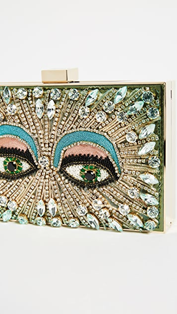 Gedebe Boxy Pave Eyes Bag