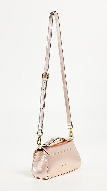 Gedebe Mini Alma Rose Gold Bag