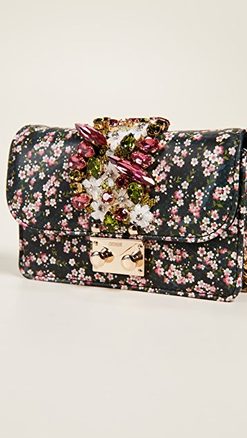 Gedebe Floral Cliky Bag