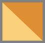 芥末黄蟒蛇纹
