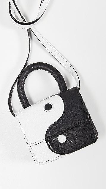 Gelareh Mizrahi Micro Mini Top Handle Bag