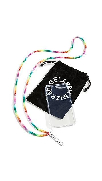 Gelareh Mizrahi Rainbow Bright Phone Case and Strap