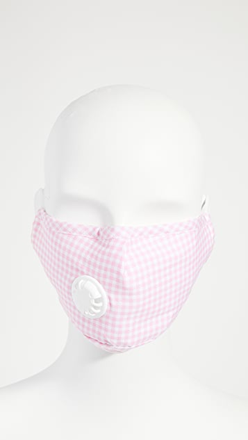 Gemelli Baby Pink Face Covering