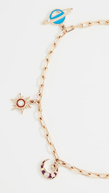 Gemma 5 Charm Bracelet
